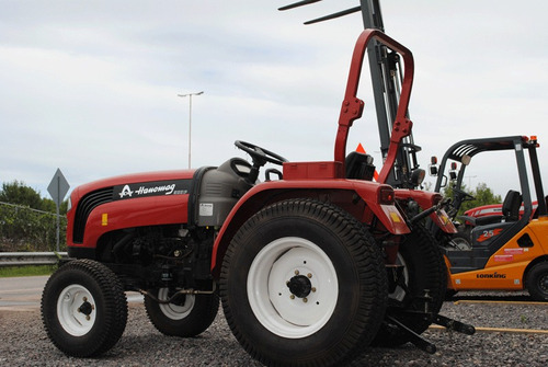 tractor agricola hanomag 300a 30hp 4x2 3 ptos 0 km promoción