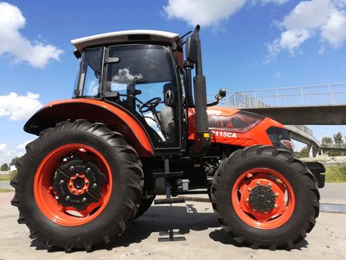 tractor agrícola hanomag tr115ca 108 hp promoción!!!