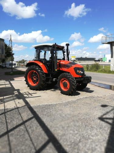 tractor agrícola hanomag tr115ca 115 hp 4x4 3 ptos promoción