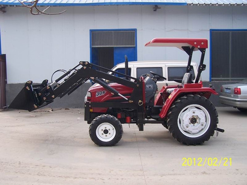 tractor agricola iron l300 30hp 4x2