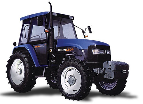 tractor agricola iron l804 84hp 4x4