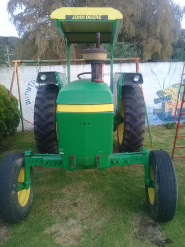 tractor agricola jhon deere