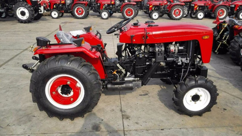 tractor agrícola jin ma (fabrica mahindra) 30 hp, 4x2