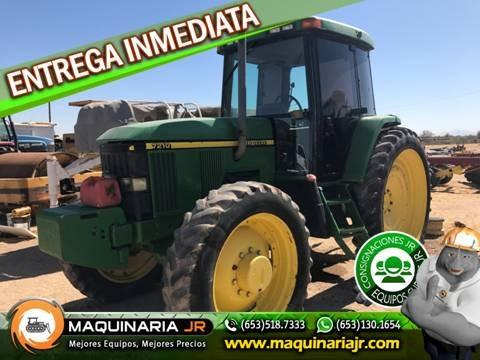 tractor agricola john deere 2002 7210,tractores agricolas