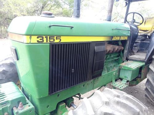 tractor agricola john deere 3155 4x4