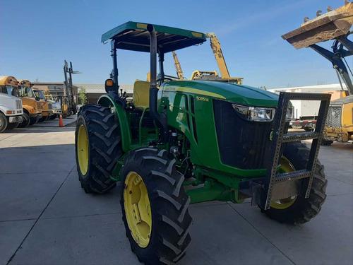 tractor agricola john deere 5085m  año 2014 de 85 caballos