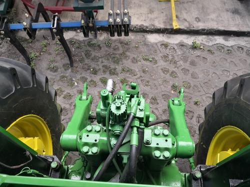 tractor agrícola john deere 6400 sp