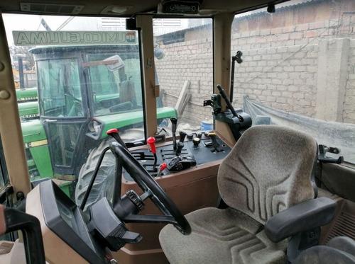tractor agricola john deere 7800- 170 hp-importados de europ