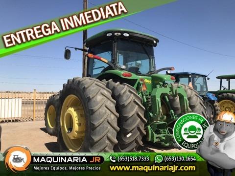 tractor agricola jonh deere 2013 8310r,tractores