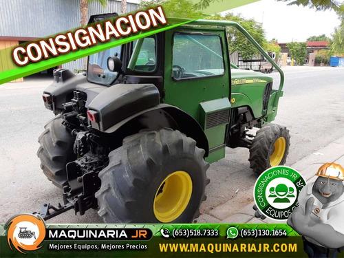 tractor agricola jonh deere 4850 1988,tractores