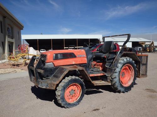 tractor agrícola kubota l3130 año 2004 folio 9833