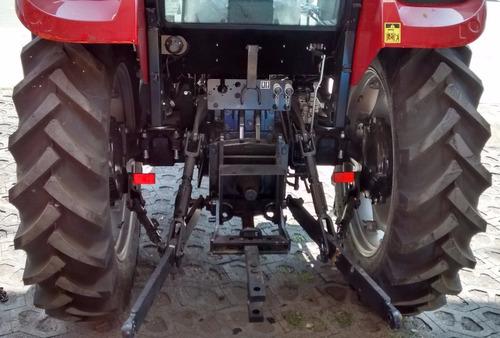 tractor agrícola marca case jx75 2wd angosto nuevo