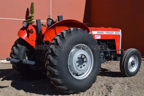tractor agricola massey ferguson 250 1988 john deere case
