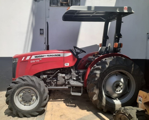 tractor agrícola massey ferguson 2615 4wd seminuevo