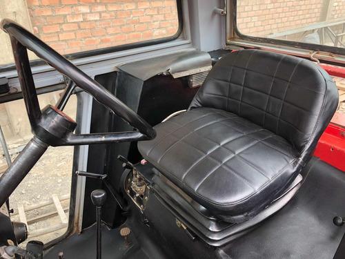 tractor agrícola massey ferguson 90hp