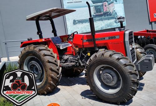 tractor agrícola mf285 de 80hp (59.5hp tdf) massey ferguson
