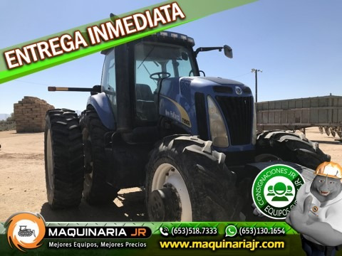 tractor agricola new holland 1997 7635,tractores agricolas