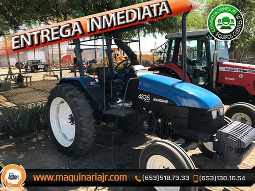 tractor agricola new holland 4835, tractores agricolas