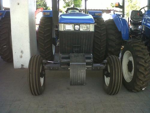 tractor agrícola new holland 5610 basico nuevo