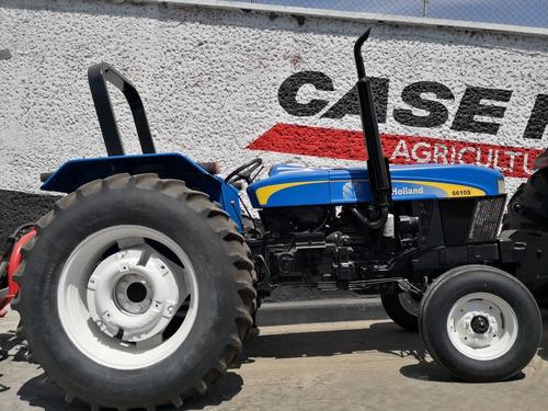 tractor agrícola new holland 6610s 2wd seminuevo 2010