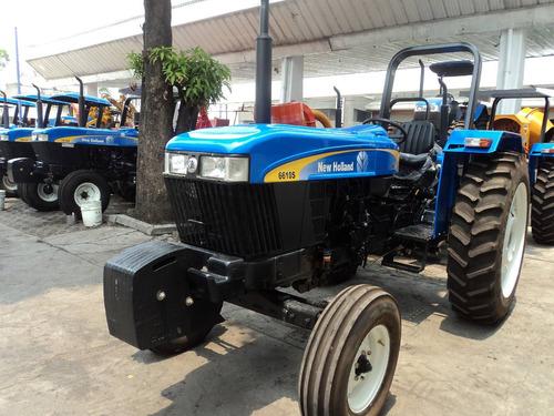 tractor agrícola new holland 6610s turbo 2wd nuevo