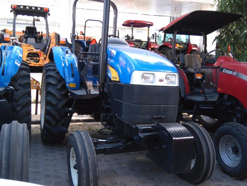 tractor agrícola new holland ts6000 2wd seminuevo