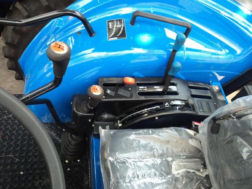 tractor agrícola new holland ts6.110 2wd nuevo