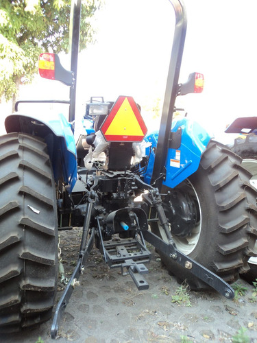 tractor agrícola new holland tt75 4wd nuevo