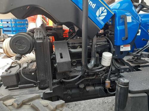 tractor agrícola new holland tt75 4wd seminuevo