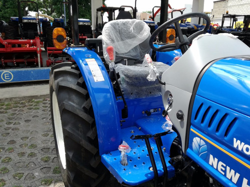 tractor agrícola new holland workmaster 40 nuevo