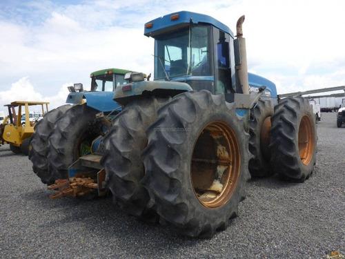 tractor agrícola new hollland 9480 ford dobe rodado 11860