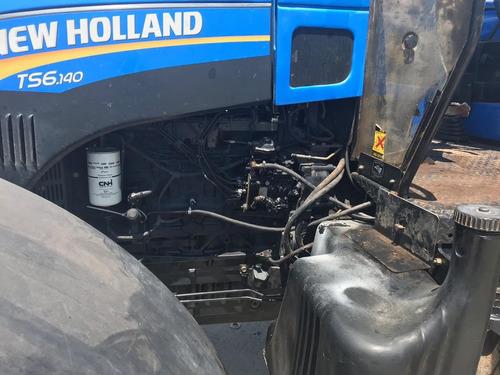 tractor agricola nh t56-140hp 4x4turbo doble rodado oferta