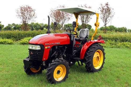 tractor agrícola roland