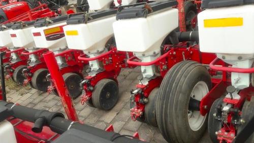 tractor agrícola sembradora white 8 surcos nueva