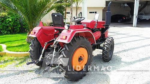 tractor agrícola sf 324 shifeng año 2016