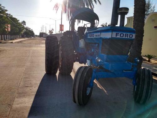 tractor agrícola tw20