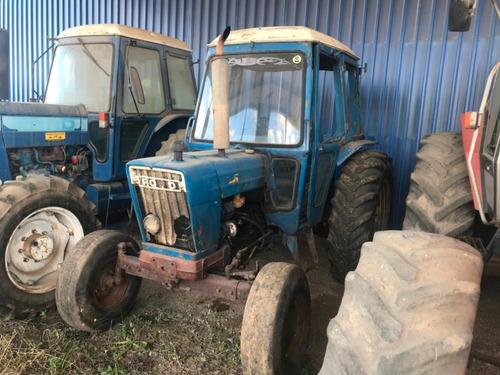 tractor agrícola usado  fiat 640 y ford 4600