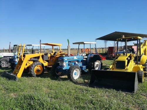 tractor agruicola