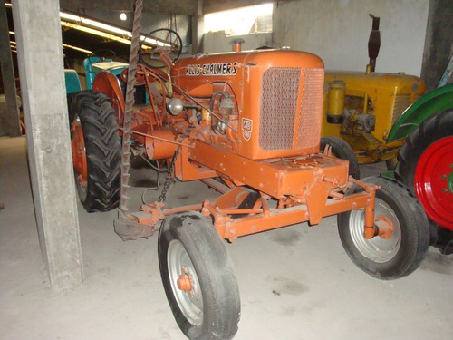 tractor antiguo allis chalmers 1938.