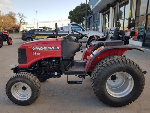 tractor apache 26 gt parquero