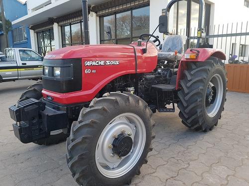 tractor apache rx 60 4x4 ( mas cuotas )