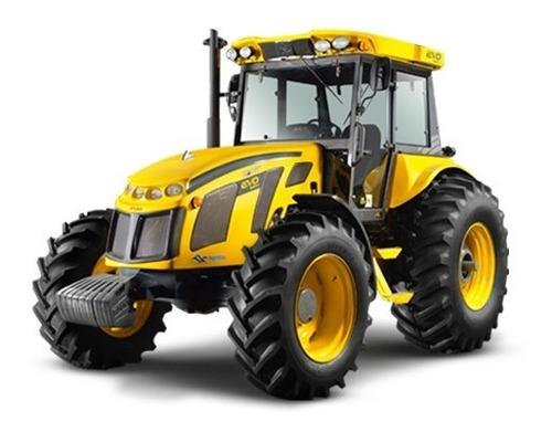 tractor asistido 280a línea evo - #pauny