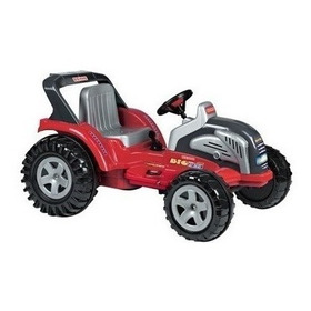 Tractor Boss 6v Electrico 1146 Biemme