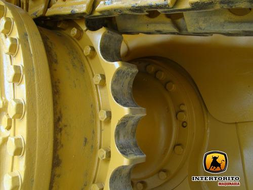 tractor bulldozer cat d6t lgp 2011