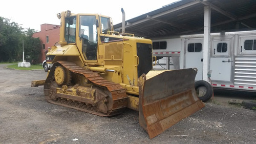 tractor bulldozer caterpillar d6n xl