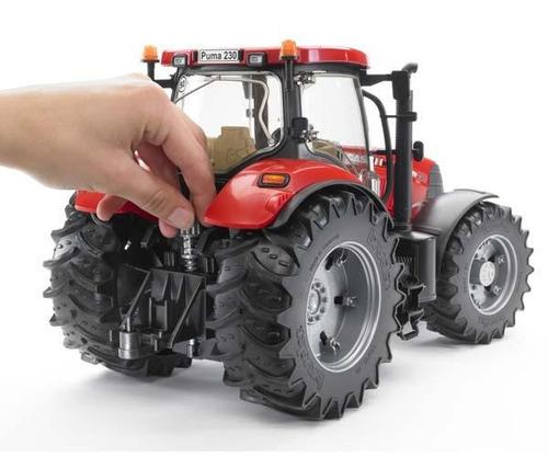 tractor case ih escala 1:16 bruder