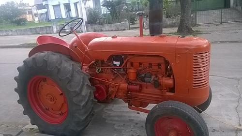tractor case ih modelo s 1951 antiguo nafta kerosene