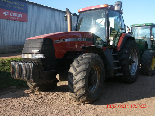 tractor case mx 240 e