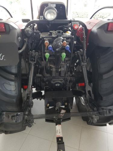 tractor case quantum