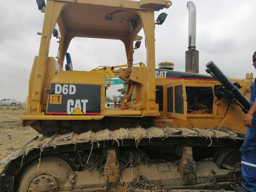 tractor cat d6